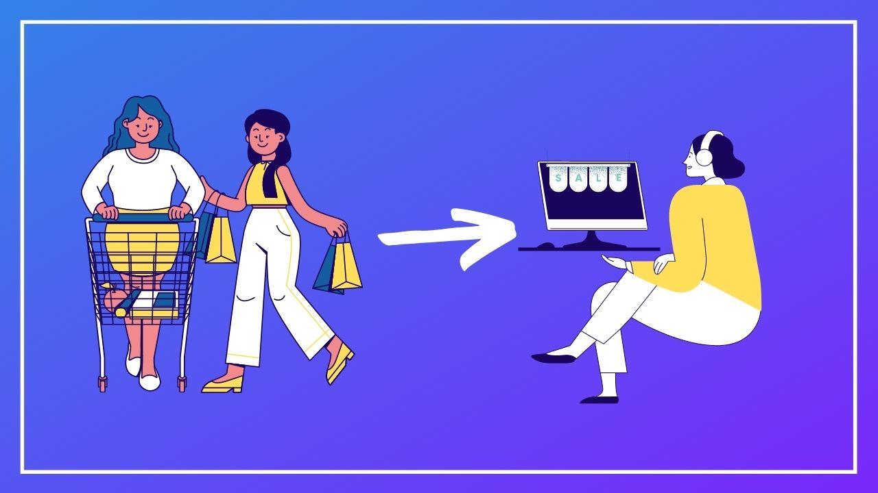 Как перевести бизнес из офлайн в онлайн за 30 дней
